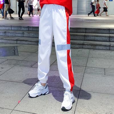 因樂思(YINLESI)廣場舞運動服套裝男女網紅時尚曳步舞衣服新款嘻哈鬼步舞服裝