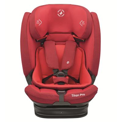maxicosi汽车儿童安全座椅睿智小巨人9个月-12岁AirProtect专利Titan Pro(星耀红)
