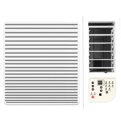 窗機空調一體機窗口窗式空調單冷型大1匹單冷移動空調免安裝