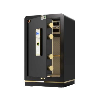 卓澳(ZHUOAO)保险柜60CM家用保险箱防盗指纹保险箱60CM密码指纹保管箱
