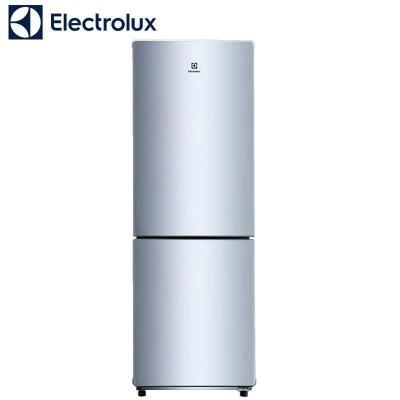 伊萊克斯EBM1801TD 188升 雙門家用小型冰箱 直冷非變頻冰箱 冷藏冷凍 兩門宿舍租房寢室電冰箱 閃白銀
