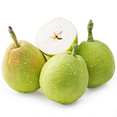 树懒果园 新疆库尔勒香梨 5斤装 新鲜梨子水果