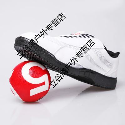 牌球鞋3A專業訓練比賽軟底貼男女腳防滑球鞋
