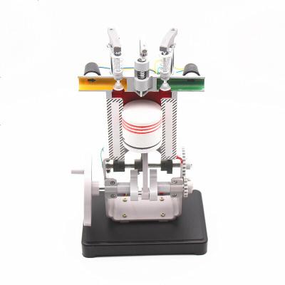定做 柴油機模型 31009 內燃機模型 四沖程單缸 物理實驗 教學儀器