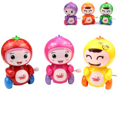 发条上链玩具上弦小动物铁皮青蛙 儿童宝宝0-1-3岁婴儿幼儿爬行