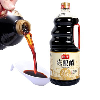 海天陈酿醋1.9L 餐饮包装大瓶 酿造食醋老陈醋凉拌炖汤炒菜调味品