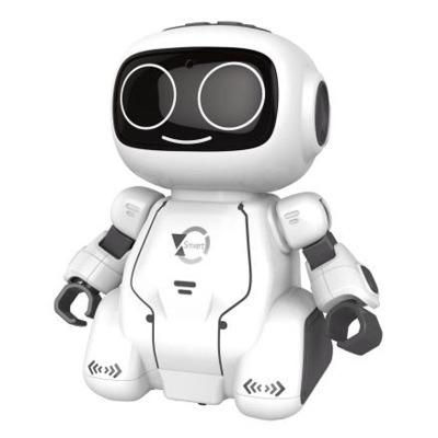 新新家族 卡奇智能对话早教机器人 语音操控 变声录音 轨迹识别 歌舞故事儿童益智趣味玩具 幻黑色
