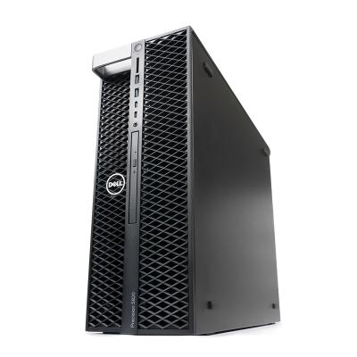 戴爾(DELL) T5820塔式圖形工作站臺式機電腦主機T5810升級W-2123 16G內存丨120G+2T硬盤丨P1000 4G