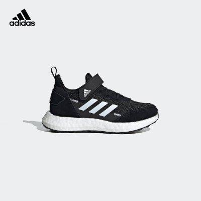 阿迪達斯adidas2020春 RapidaLUX S&L EL K小童跑步運動鞋FV2765