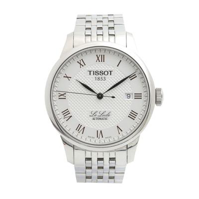 【二手95新】天梭TISSOT经典系列力洛克T41.1.483.33男表力洛克自动机械奢侈品钟手表腕表