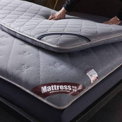 床墊加厚1.8x2.0海綿墊子宿舍1.2m家用褥子榻榻米軟墊1.35米墊被