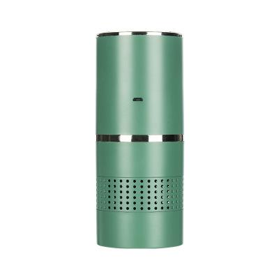 柯斯捷香薰車載空氣凈化器除甲醛PM2.5負離子汽車空氣凈化器桌面禮品