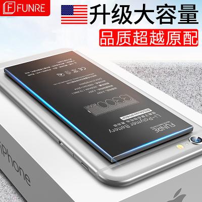 帆睿 適用于iPhone原裝內置電池更換正品大容量蘋果手機電池iPhone6Plus加強版2915mAh送拆機工具+電膠