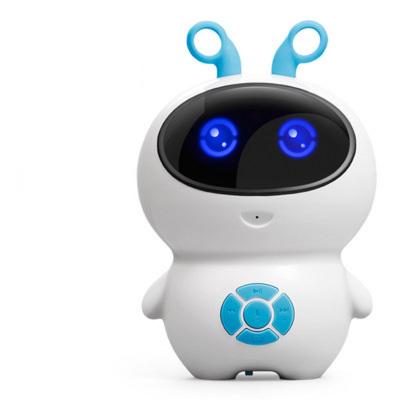 小可A3 儿童智能机器人玩具对话语音男女小孩人工陪伴ai高科技学习早教机 蓝色