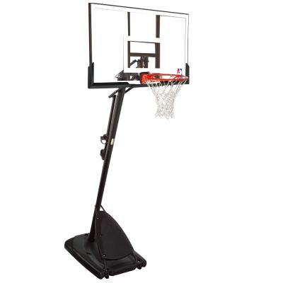 斯伯丁SPALDING篮球板可移动54英寸篮板66291插销式调节NBA成人篮球架