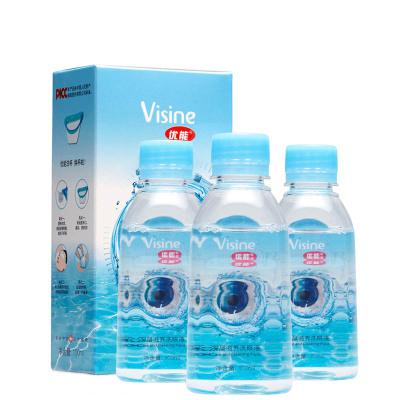 Visine优能(YOUNENG)洗眼液 100ml*3套装 洗眼睛水 成人眼部护理液眼部护理液缓解疲劳
