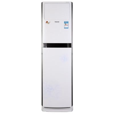 格力(GREE)KFR-50LW/(50569)FNAb-3 2匹P变频立柜式T派冷暖电辅柜机空调