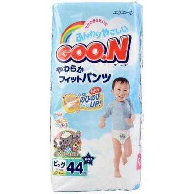 GOO.N 大王 维E系列 婴儿拉拉裤 XL44片