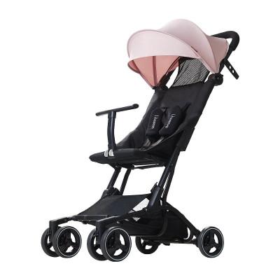 I.believe爱贝丽婴儿推车超轻净重4.9KG起超小可折叠可坐可半躺可上飞机适用6-36个月宝宝伞推车【小不点】
