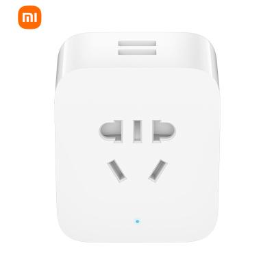 小米 米家智能插座蓝牙网关版 充电插排语音控制智能联动定时开关 米家智能插座蓝牙网关版(含双口USB2.0A)转换器