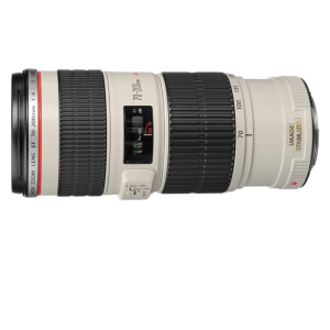 【二手95新】佳能/Canon EF 70-200mm f/4L IS USM(小小白IS) 红圈镜头