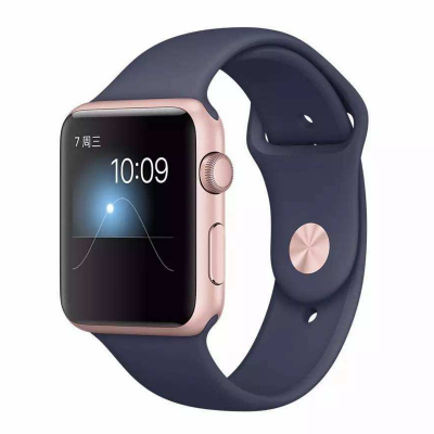 【二手95新】苹果/Apple iWatch Sport Series2 二代S2 智能手表 GPS版 午夜蓝 38mm