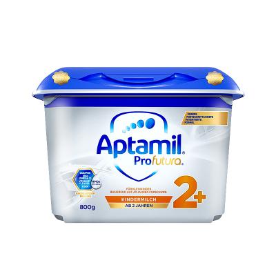 【免邮包税 新日期】Aptamil 德国爱他美白金版幼儿配方奶粉2+段(2岁以上)800g罐德国原装进口