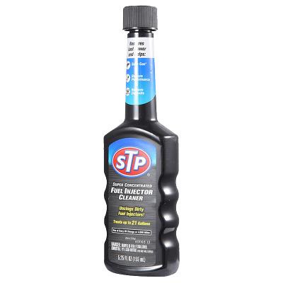 STP 喷油嘴清洗剂去胶剂 燃油添加剂喷油嘴清洗剂 155ml/瓶