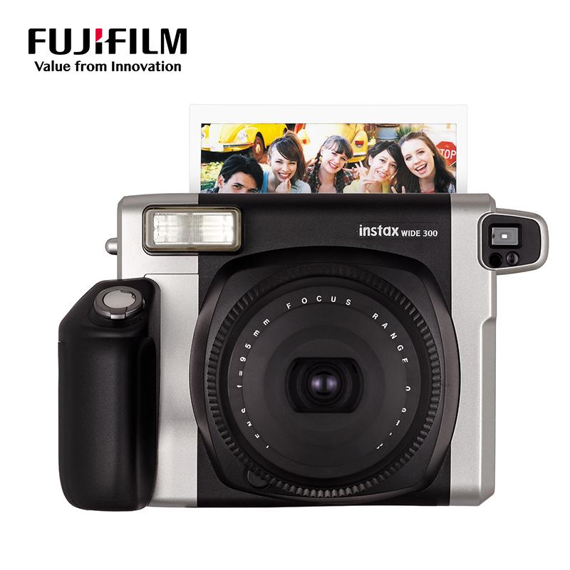 富士(FUJIFILM)INSTAX 一次成像相机立拍立得 wide 300宽幅相机 宽幅大开视野