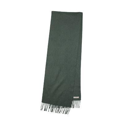 鄂尔多斯ERDOS 100%山羊绒情侣款单层水纹围巾