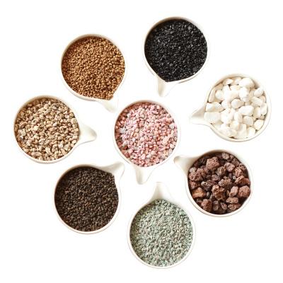 津沽园艺 多肉植物基质合集 多肉土 泥炭土 陶粒 蛭石 珍珠岩铺面铺底基质