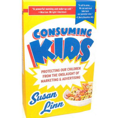 CONSUMING KIDS(ISBN=9781400079995) 英文原版
