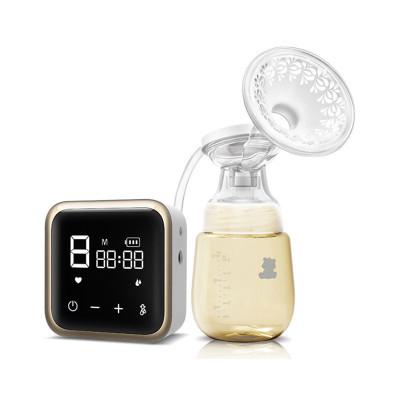 小白熊智妍电动吸乳器 锂电池可充电式吸奶器PP材质电动吸奶器 HL-0851