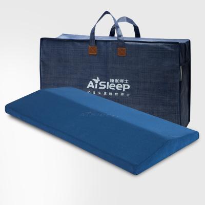 睡眠博士(AiSleep) 腰垫床上孕妇腰部睡觉记忆棉护腰枕腰靠腰垫侧睡减压枕