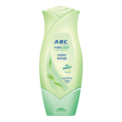 ABC 女士 卫生护理 清洁 私处洗液(中药护理配方)200ml