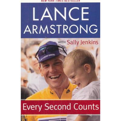 EVERY SECOND COUNTS(ISBN=9780767914482) 英文原版