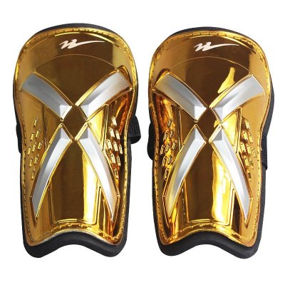 双星护腿板成人儿童足球运动护小腿护腿板通用足球运动护具
