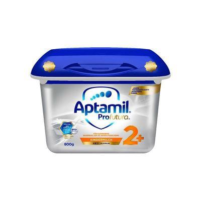 aptamil 德国爱他美 白金版 原装进口奶粉 2+段 5段 2岁以上 800g 保质期22年6月及以后 保税区发