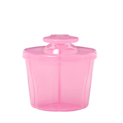 布朗博士奶粉储存盒(红色)