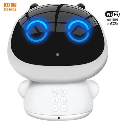 迪姆金刚款 AI人工智能WIFI陪伴机器人 早教机智能机器人对话语音高科技玩具陪伴儿童男女孩学习教育 语音互动 无 其他